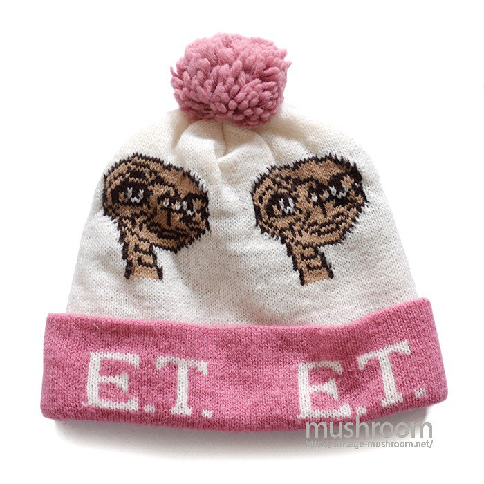 OLD E.T SKI KNIT CAP