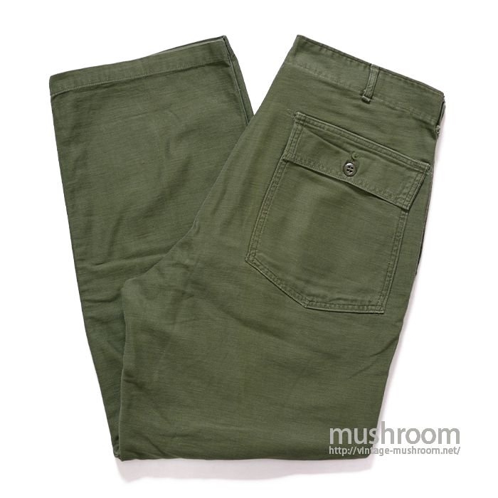 U.S.MILITARY UTILITY COTTON TROUSER( 34-31 )