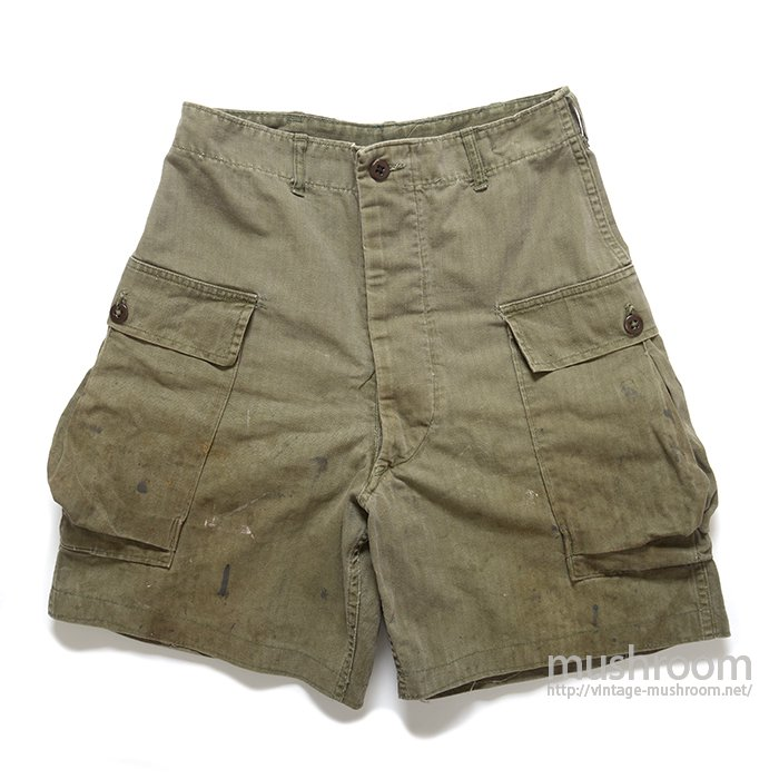 U.S.ARMY TWO POCKET HBT SHORTS