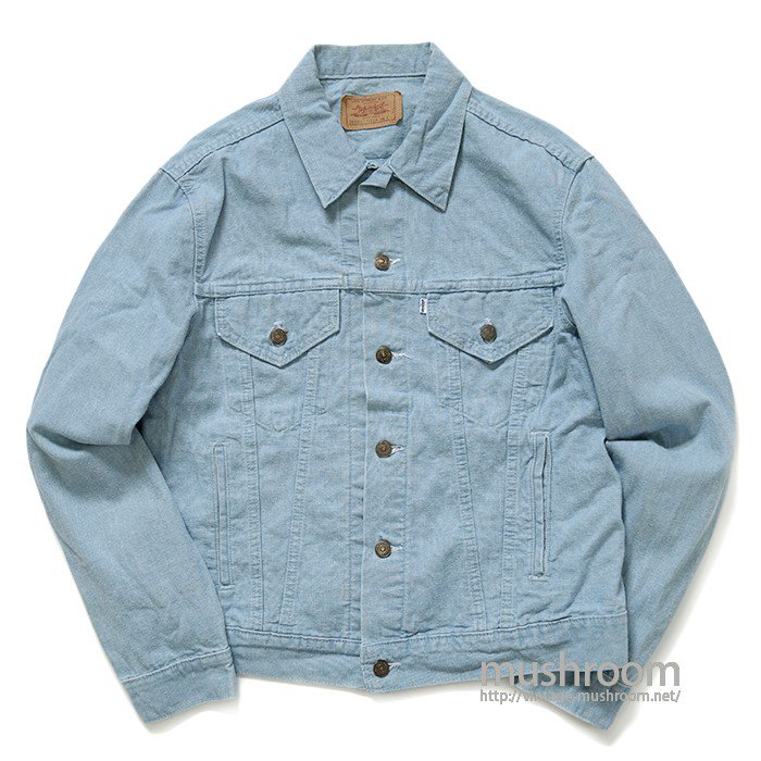 LEVI'S DENIM JACKET( L/MINT )