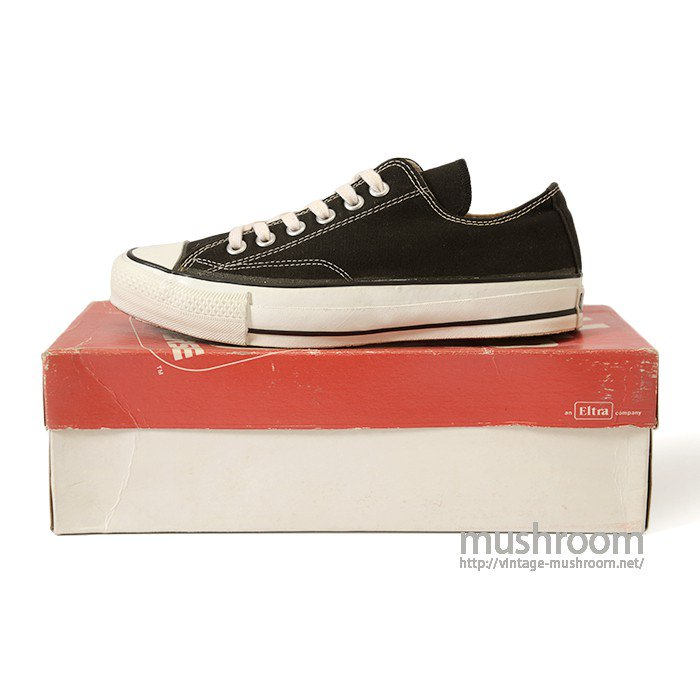 CONVERSE ALL-STAR LO CANVAS SHOES( 6H/DEADSTOCK )