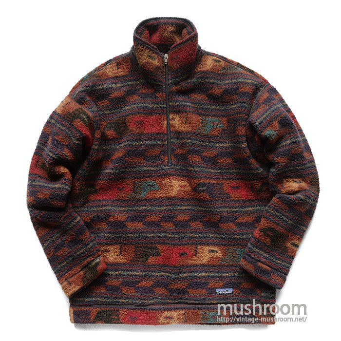 PATAGONIA HALF-ZIP FLEECE JACKET