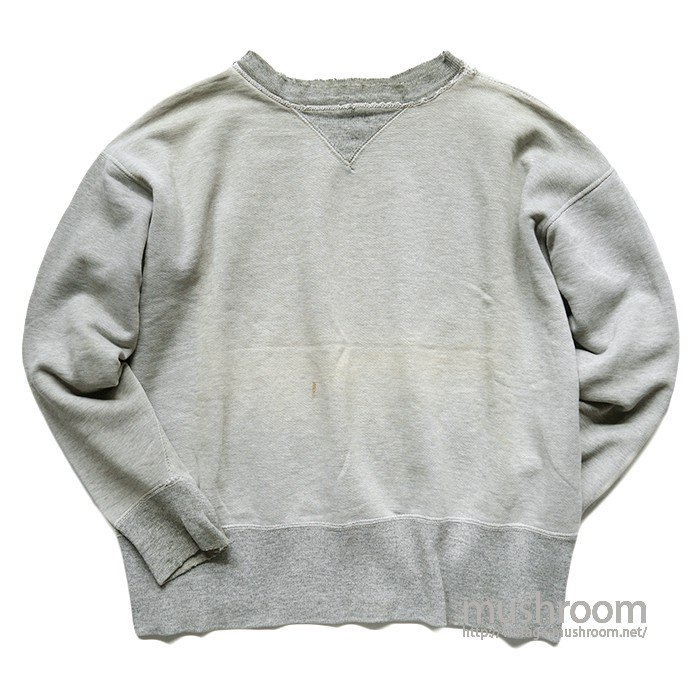 DUXBAK W/V TWO-TONE SWEAT SHIRT