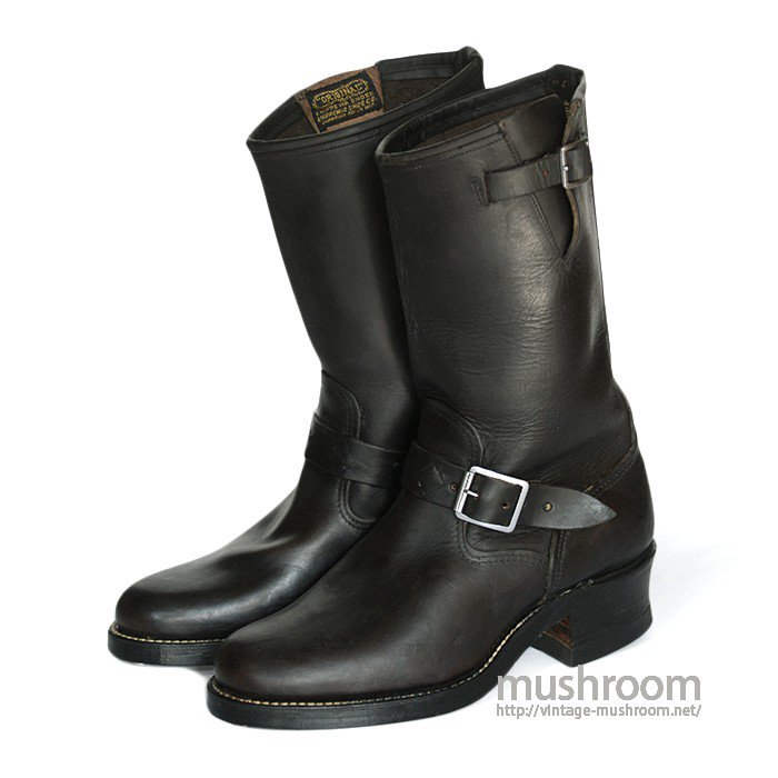 CHIPPEWA ENGINEER BOOTS( 7H/MINT )