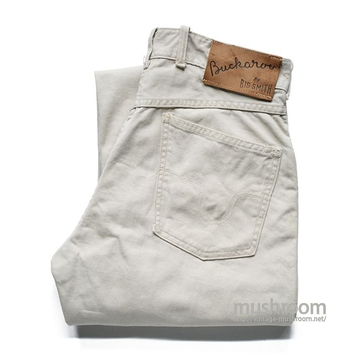 BIG SMITH COTTON TWILL PANTS