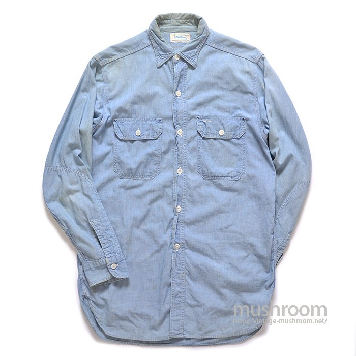 POWRHOUSE CHAMBRAY WORK SHIRT