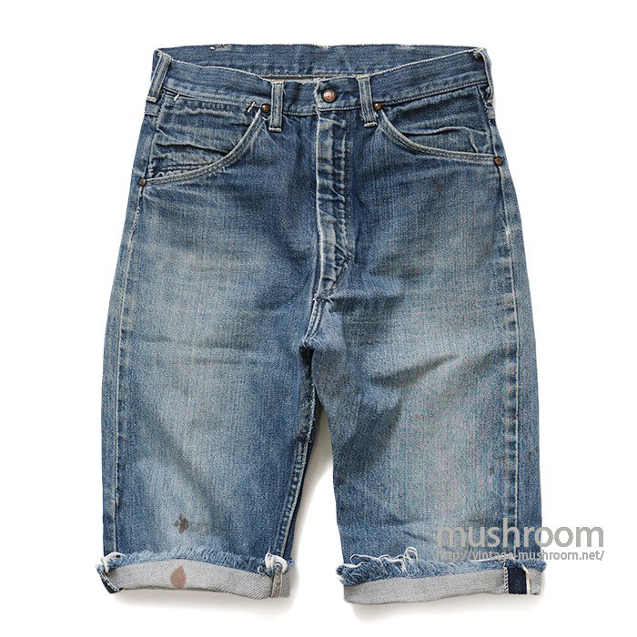 MW 101 CUT-OFF JEANS