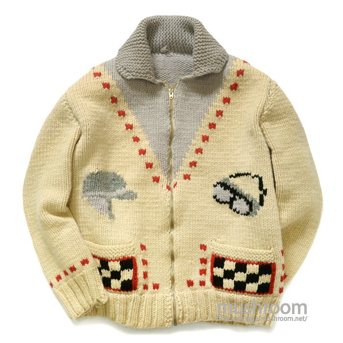OLD COWICHAN JACKET