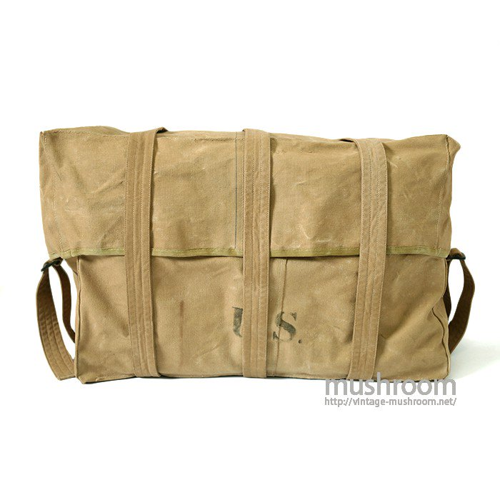WW1 U.S.ARMY CALVARY CANVAS BAG