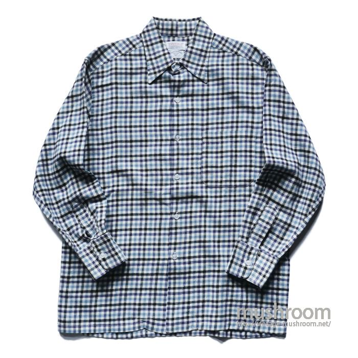 VIVELLA PLAID BOX SHIRT( DEADSTOCK )