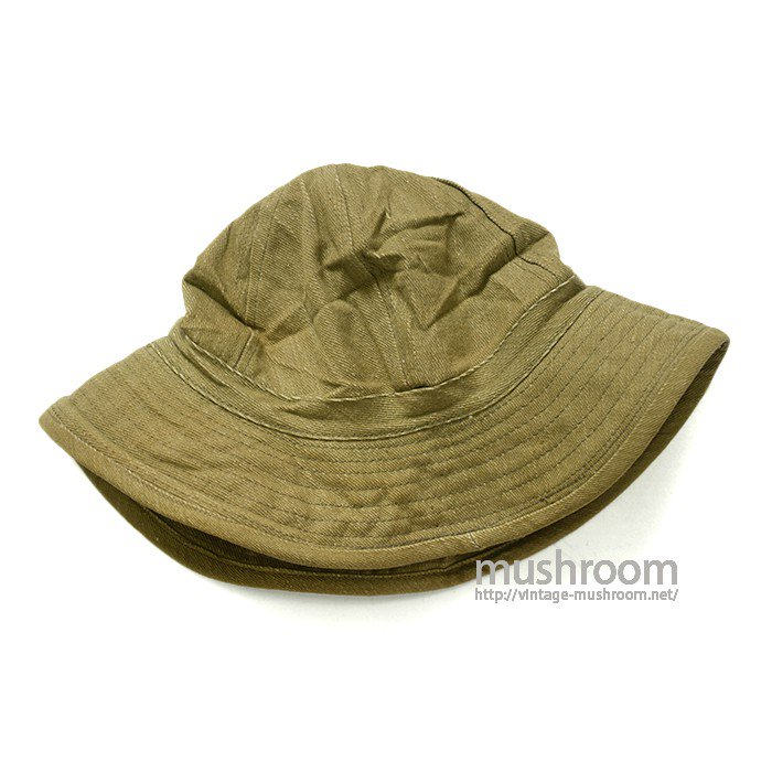 WW1 U.S.ARMY KHAKI DENIM HAT( 7/DEADSTOCK )