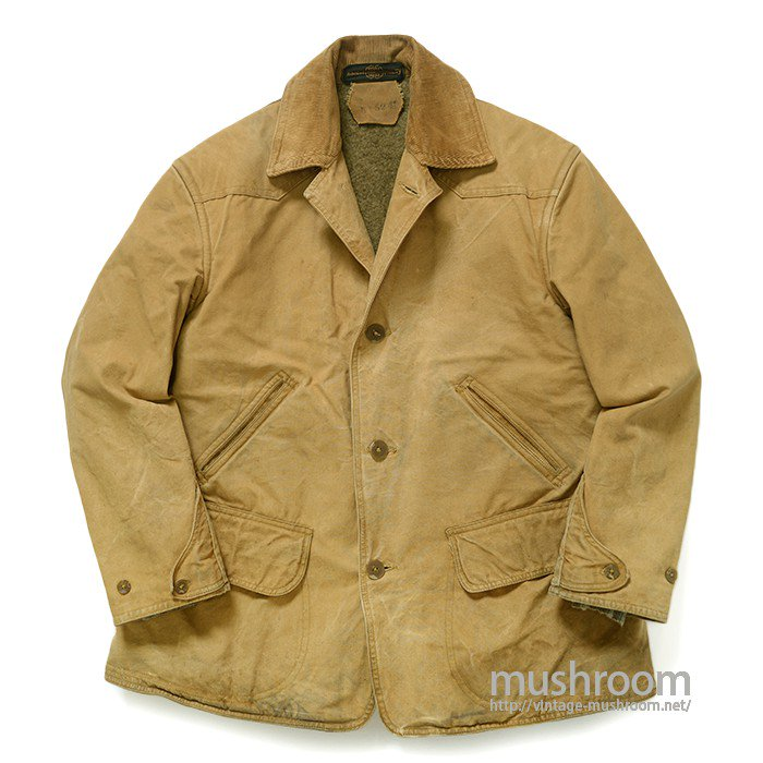 SEARS ROEBUCK AND CO HUNTING JACKET