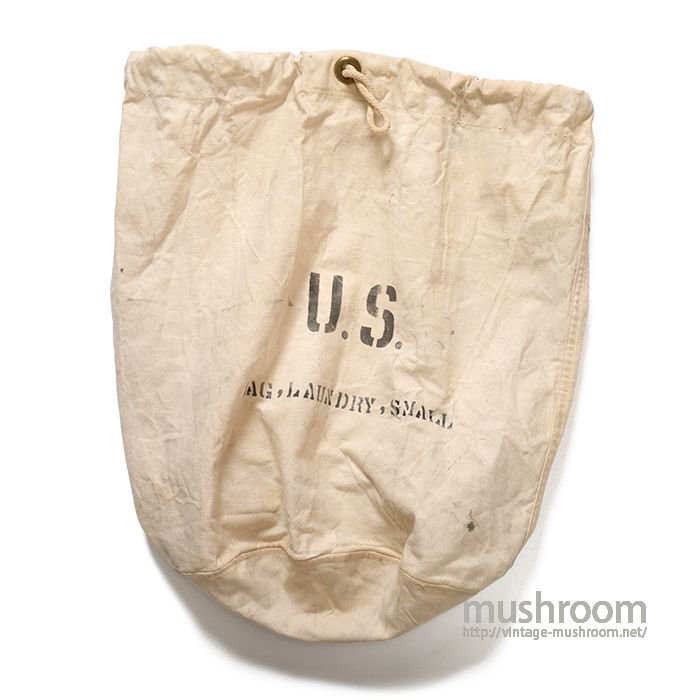 WW2 U.S.MILITARY CANVAS LAUNDRY BAG( MINT )
