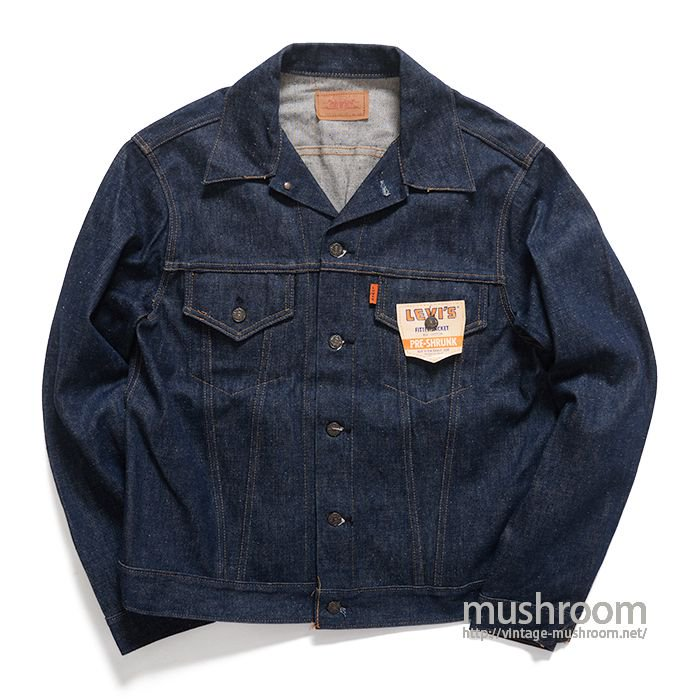 LEVI'S 70505-0217 DENIM JACKET( 44/MINT )