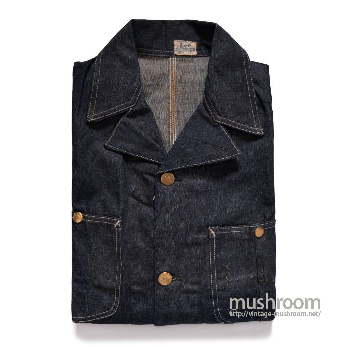 Lee 91-J DENIM COVERALL( 36/DEADSTOCK )