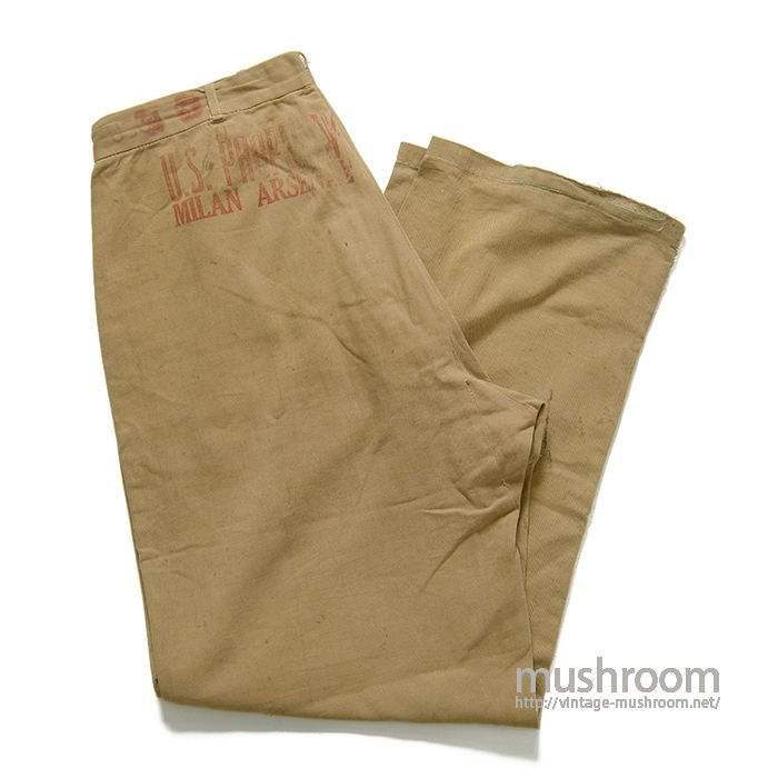 OLD JAIL WORK PANTS