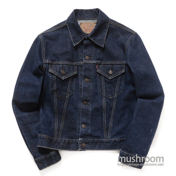LEVI'S 557E DENIM JACKET( 40/MINT )