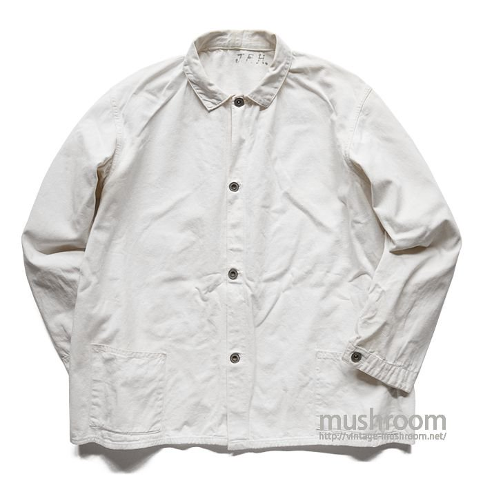 UNKNOWN TWO-POCKET COTTON COVERALL