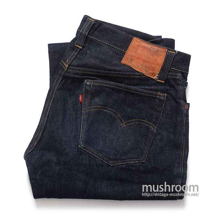 LEVI'S 501XX JEANS( W34L30/NON-WASHED )