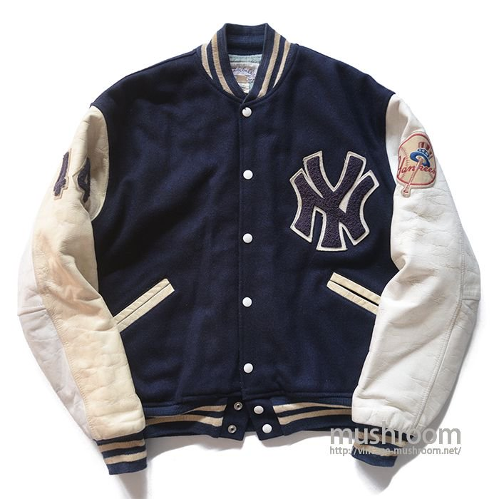 OLD NY YANKEES AWARD JACKET