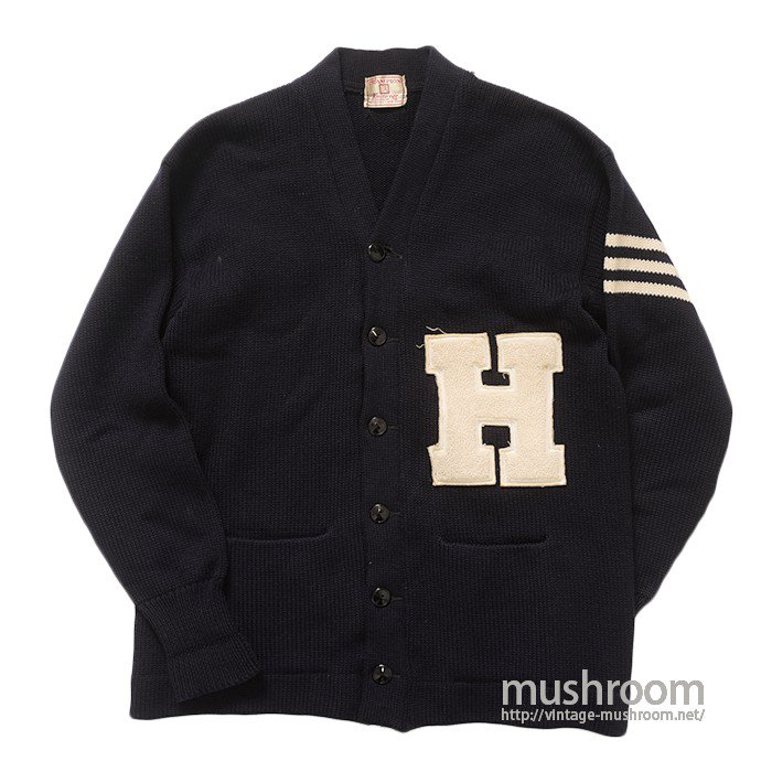 CHAMPION LETTERMAN CARDIGAN( MINT )