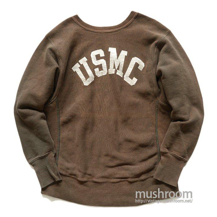 CHAMPION USMC REVERSE WEAVE