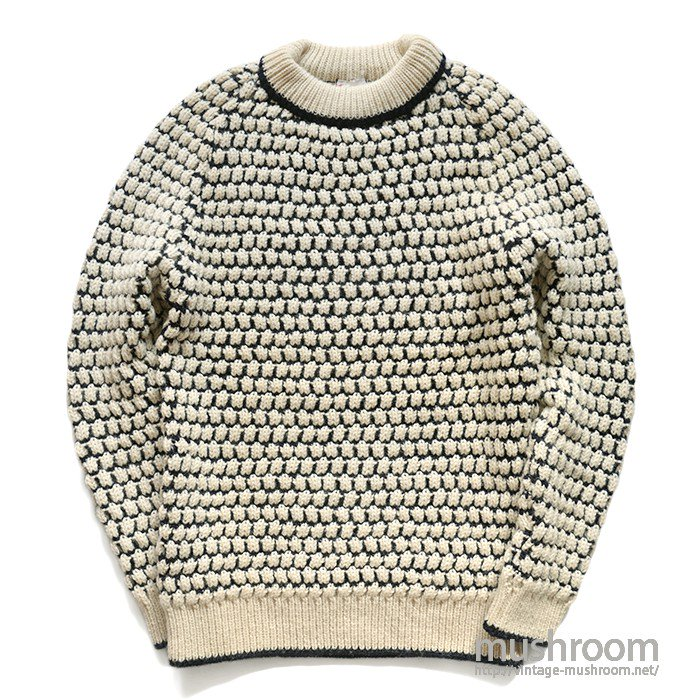 OLD POPCORN SWEATER