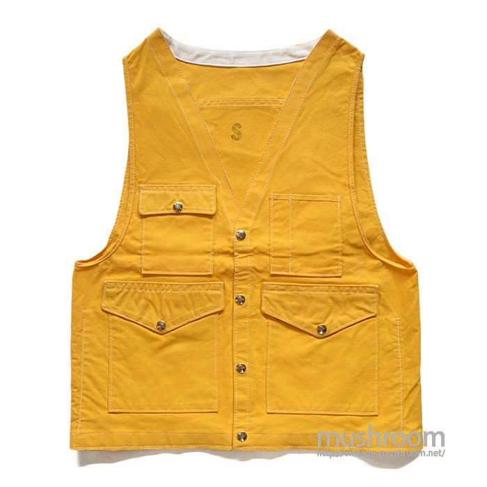 U.S.GOVERMENT COTTON VEST( S/MINT )