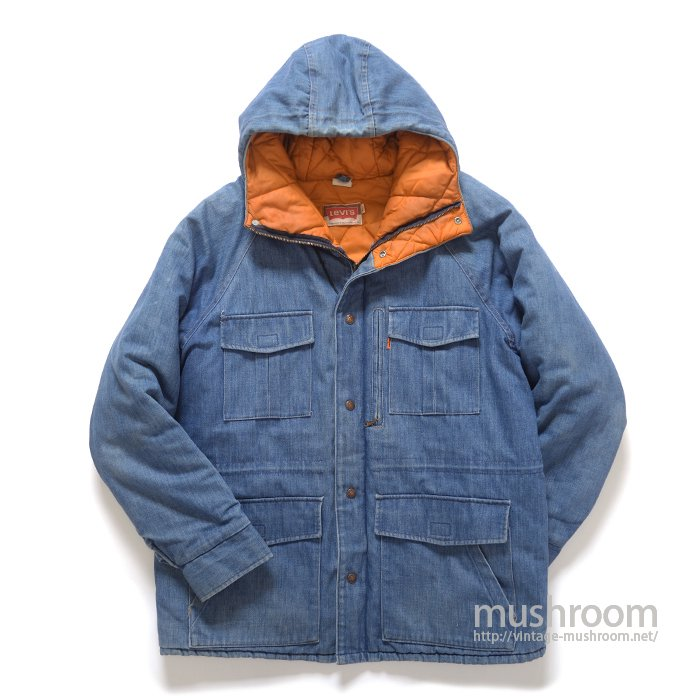 LEVI'S DENIM MOUNTAIN PARKA