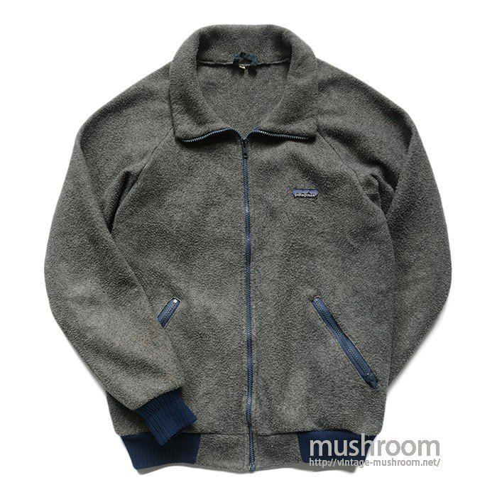 PATAGONIA FULL-ZIP FLEECE JACKET