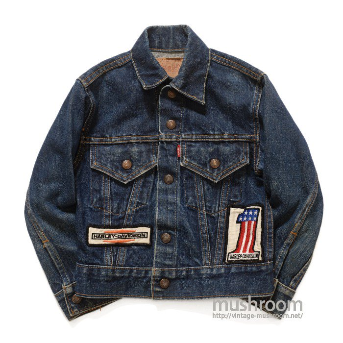 LEVI'S BIGE DENIM JACKET( KID'S SIZE )