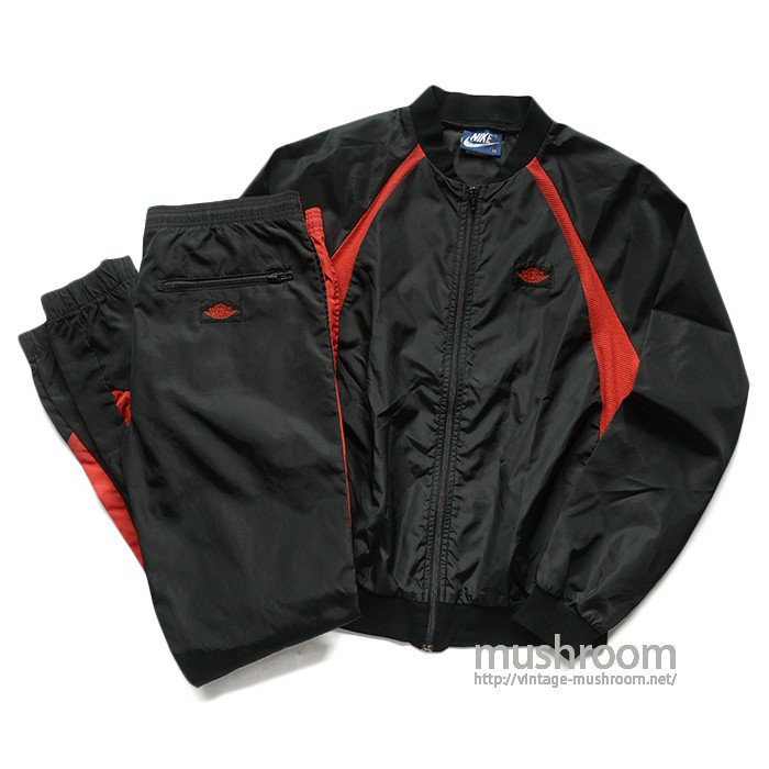 NIKE AIR JORDAN NYLON JACKET&PANTS