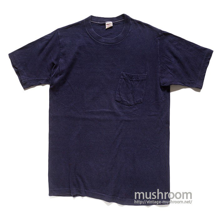 BVD PLAIN POCKET TEE