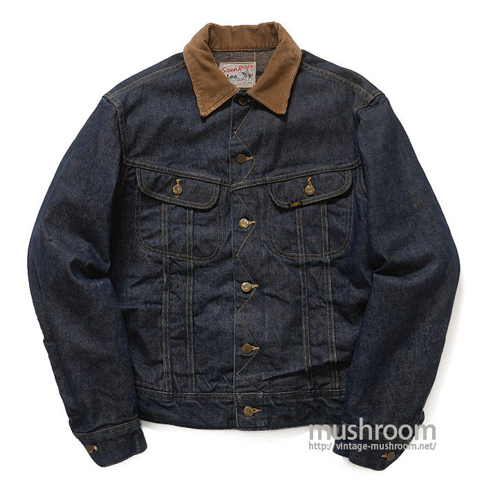 Lee 101-LJ STORM RIDER DENIM JACKET( 40-LONG )