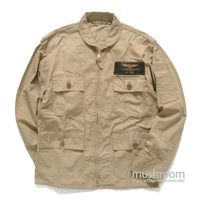 U.S.NAVY M-716 SUMMER FLIGHT JACKET