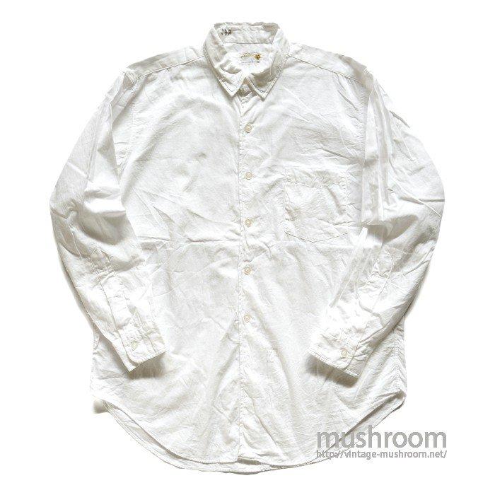 AMAREST WHITE COTTON SHIRT( 16-32/MINT )