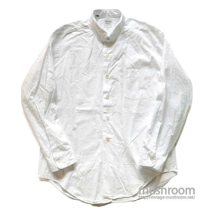 VAN HEUSEN WHITE COTTON SHIRT( 16-33/MINT )