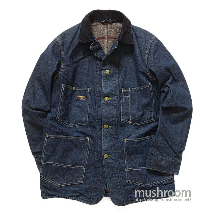 OSHKOSH DENIM COVERALL( MINT )