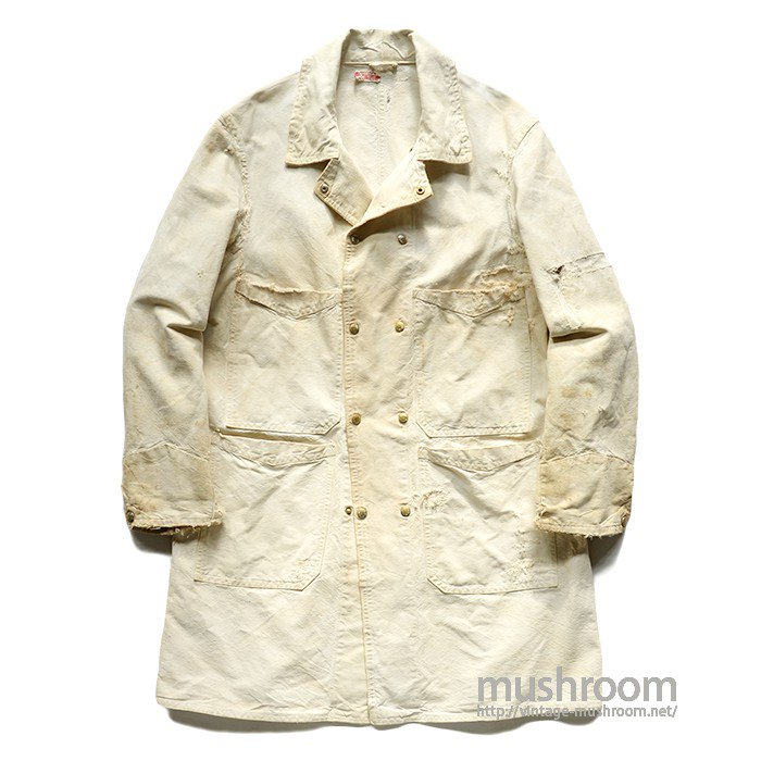 MAYHEW BOSTON CANVAS SHOP COAT