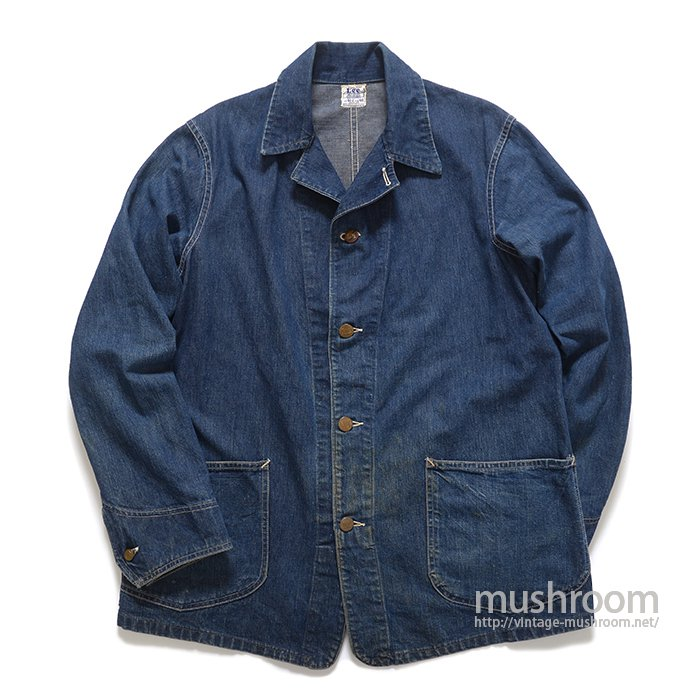 WW2 Lee 91-J DENIM COVERALL