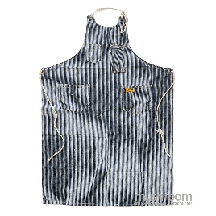 CARTER'S HICKORY-STRIPE WORK APRON