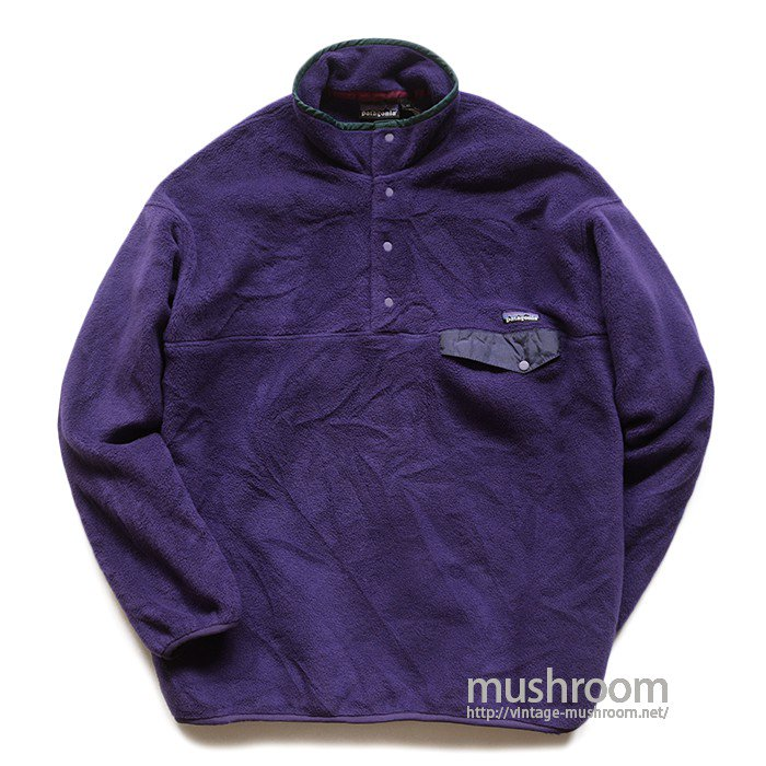 PATAGONIA SNAP-T FLEECE JACKET( XXL )