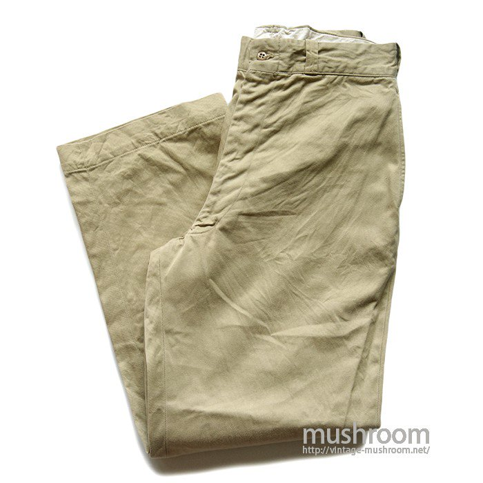 U.S.ARMY CHINO TROUSER( 32-29/MINT )