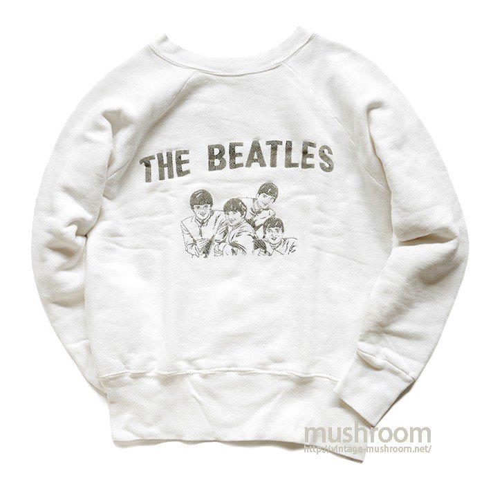 SPRINGFOOT BEATLES PRINT SWEAT SHIRT