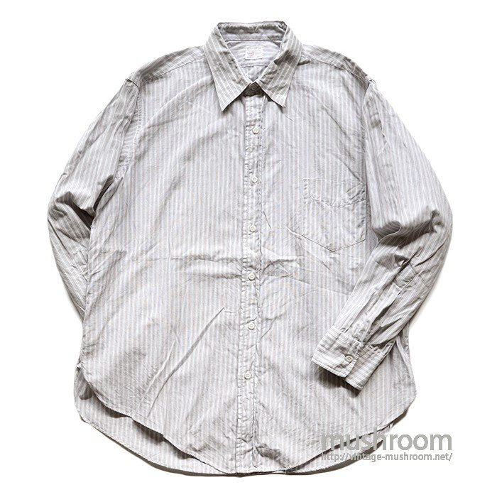 LONG WEAR STRIPE COTTON SHIRT