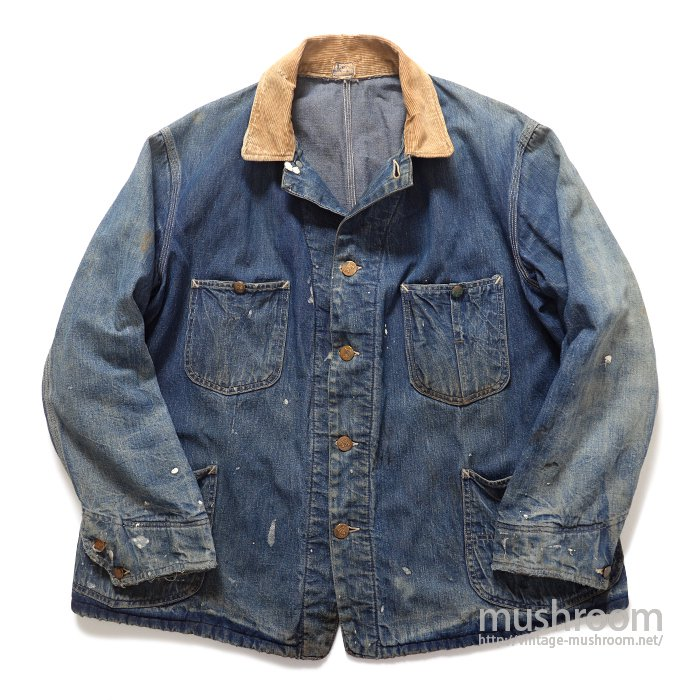 Lee 81-LJ DENIM COVERALL