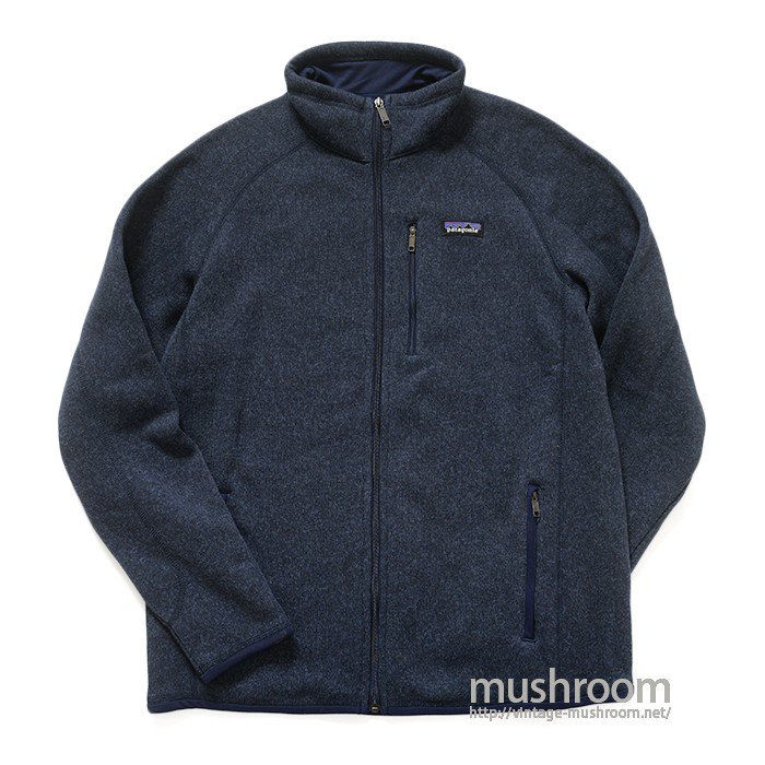PATAGONIA BETTER SWEATER JACKET( L/MINT )