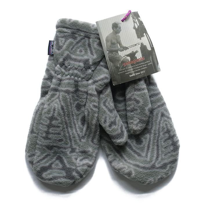 PATAGONIA FLEECE GLOVES( DEADSTOCK )