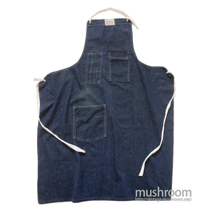 CARHARTT DENIM WORK APRON