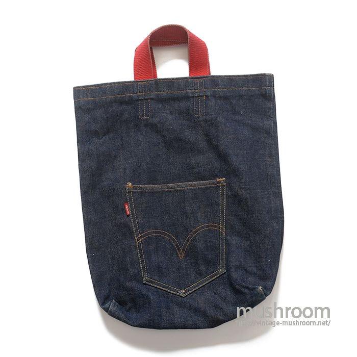 LEVI'S DENIM BAG( NON-WASHED )